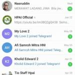 Cara Cepat Menghubungi CRM HNI dengan Telegram